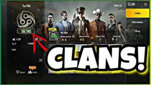 What are the different clan names one can use?