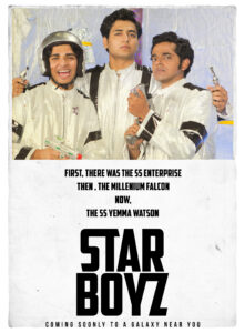 Star Boyz: What is the Series About?