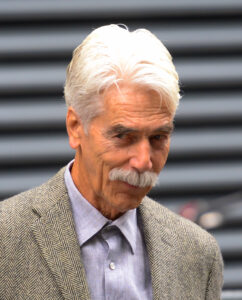 What is so special about Sam Elliott?