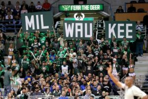 Fans to be vaccinated at Bucks vs Nets game on Sunday
