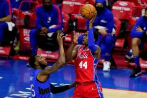 Philadelphia at East's top, Wizards grab play-in spot: NBA