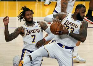 NBA: Lakers face another loss, Nets can slip to No. 3