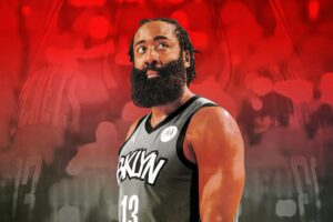 James Harden says he'll be fit before Nets hits Playoffs