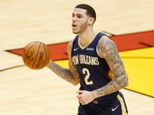 Lonzo Ball lives up to expectations against Golden State Warriors