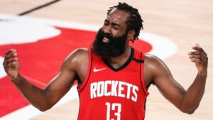 James Harden goes limping out of the Arena; fans heartbroken