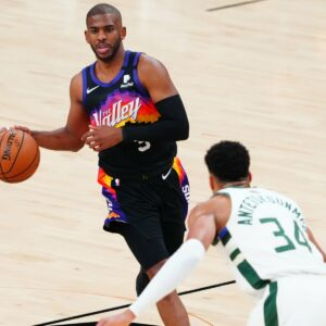 Suns takes the lead, Bucks frustrated over free throws