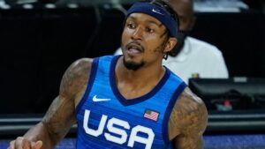 Bradley Beal out of Tokyo Olympics because of health reasons