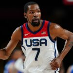 Kevin Durant leads team USA to defeat Czech Republic